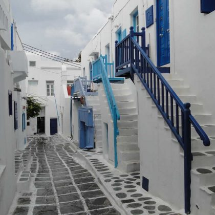 Houses, Mykonos