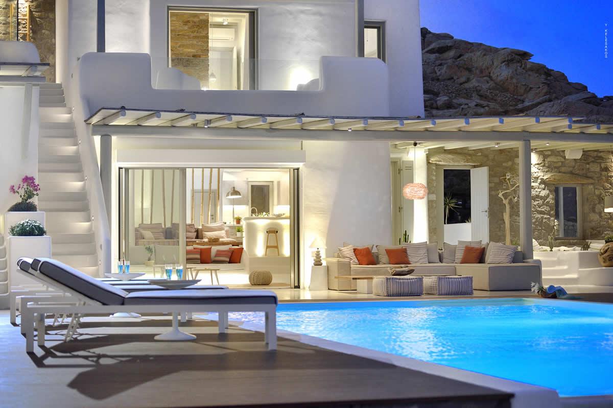 Villa Daedalus, Mykonos