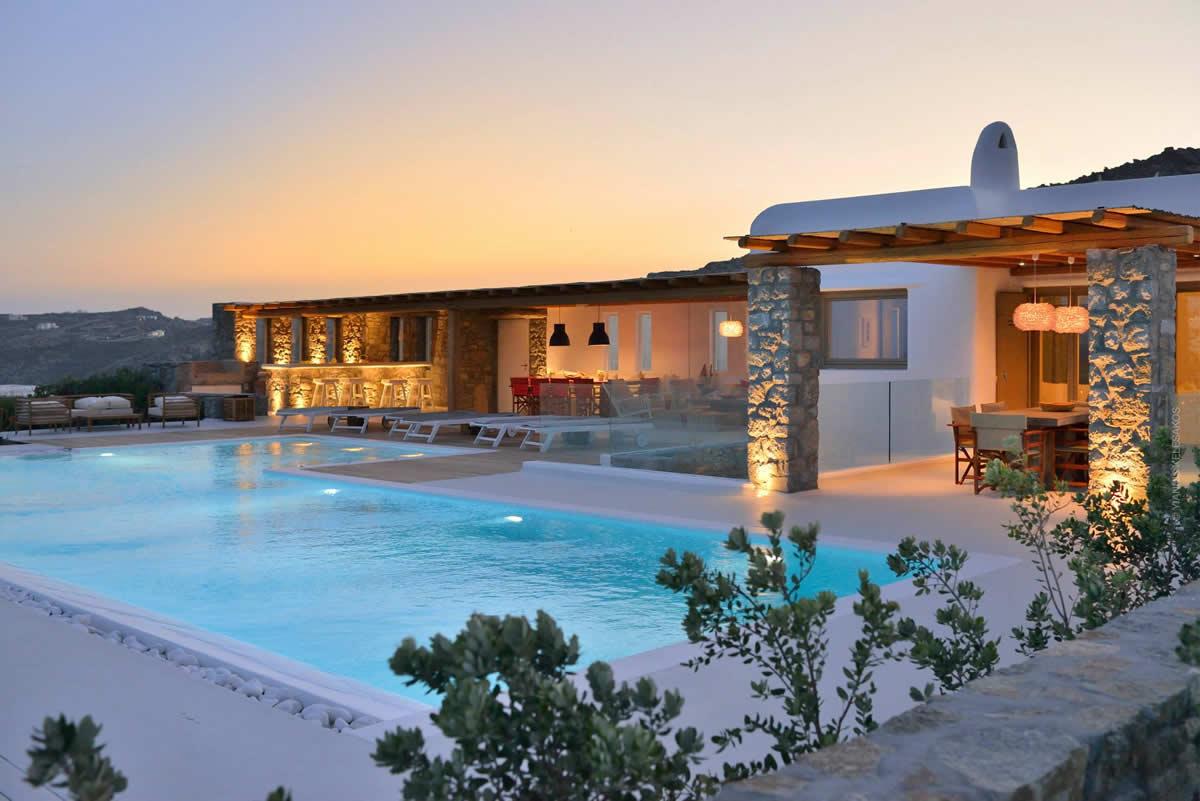 Villa Galateia, Mykonos