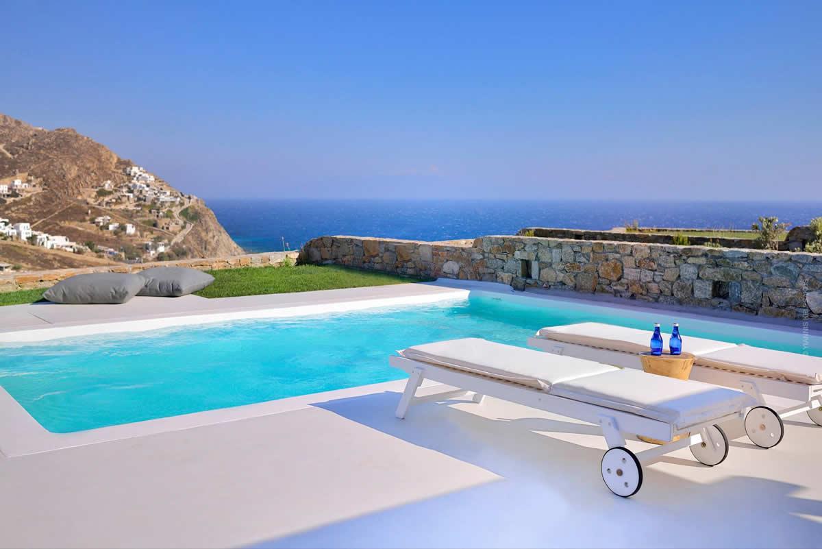 Villa Kimothoe, Mykonos