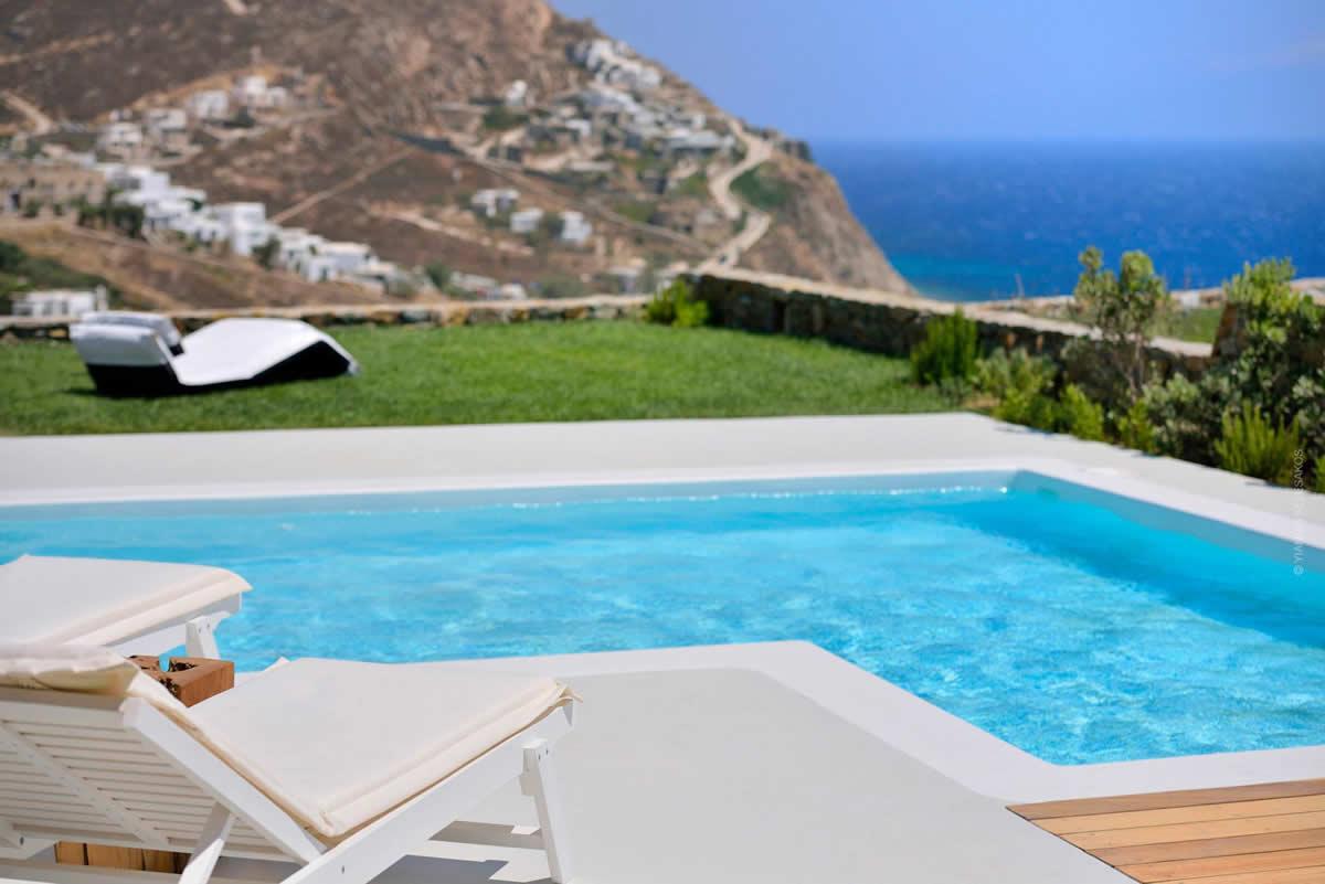"""Villa """"Erato"""", Mykonos"""