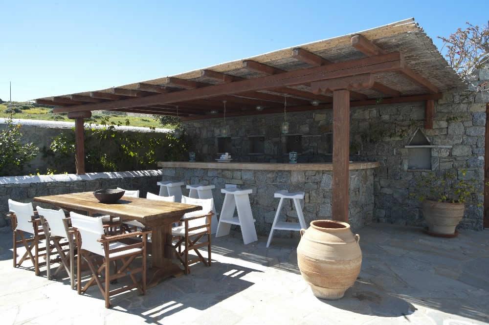 Villa Votsalo Νο 8a, Mykonos