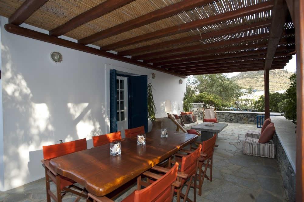 Villa Votsalo Νο 8b, Mykonos