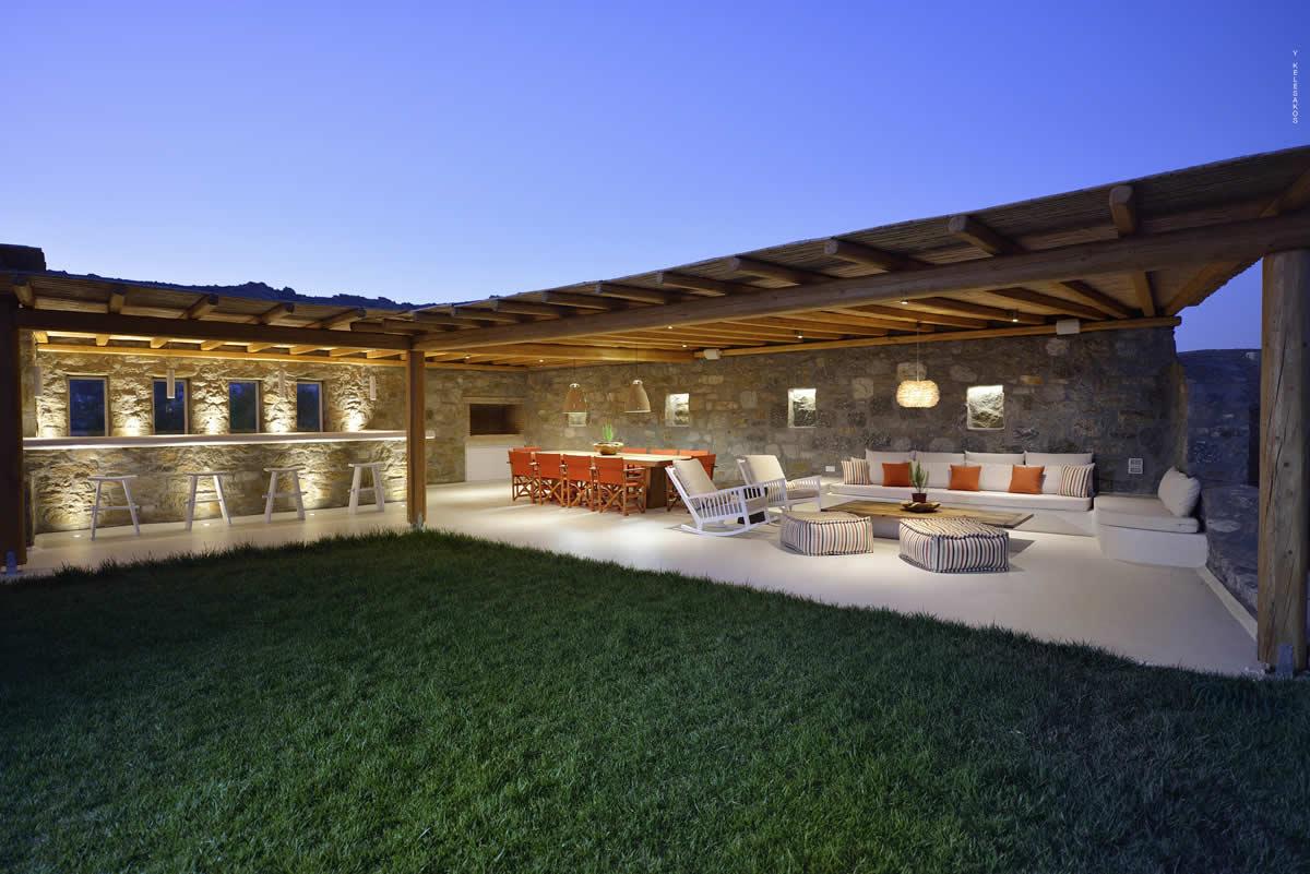 Villa Kimothoe B, Mykonos