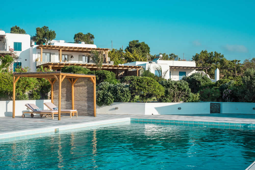 Villa Cochyli, Mykonos